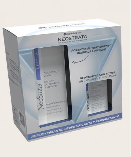 El pack Skin Actrive de Neostrata es el mejor regalo de Navidad